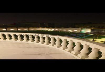 قصر فاخر للبيع على ثلاث شوارع بالملقا