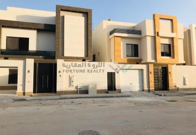 فيلا مودرن - شمال الرياض - الملقى