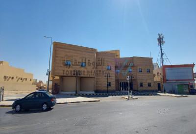 للايجار عمارة شقق مفروشة بحي العريجاء