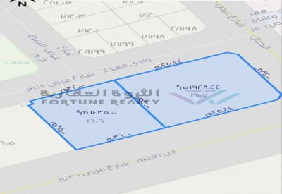 للبيع 4 قطع سكنية ( شقق سكنية ) حي طيبة