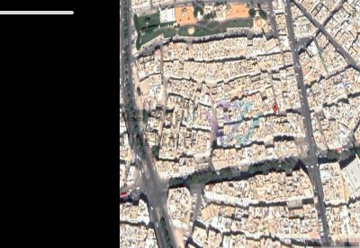 عمارة سكنية للبيع حي -ثليم