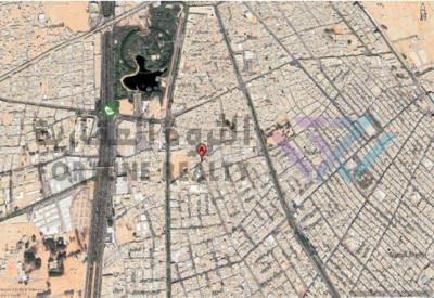 للبيع عمارة سكنية شعبية -حي منفوحة الجديدة